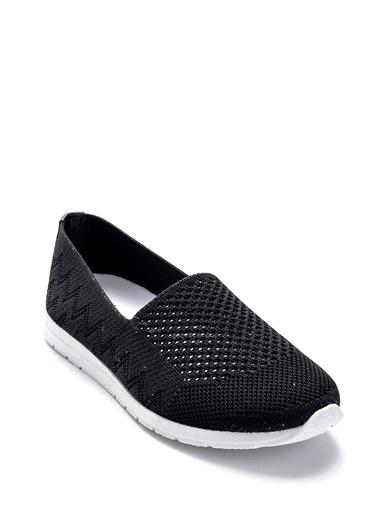Derimod Kadın Ayakkabı (89391-Drm) Casual Siyah